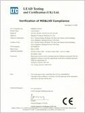 纸箱成型机CE认证
