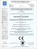 打包机CE认证