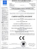 封箱机CE认证